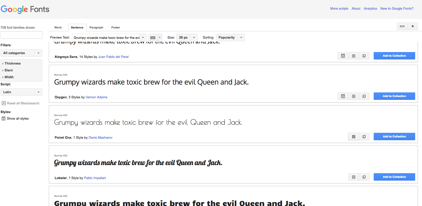 Weebly Tip of the Week: Google Fonts - Weebly Community