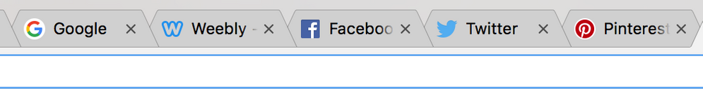 how to change favicon weebly