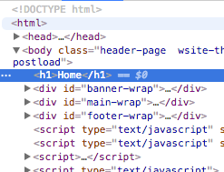 style your H1 tags using CSS code - Weebly Community